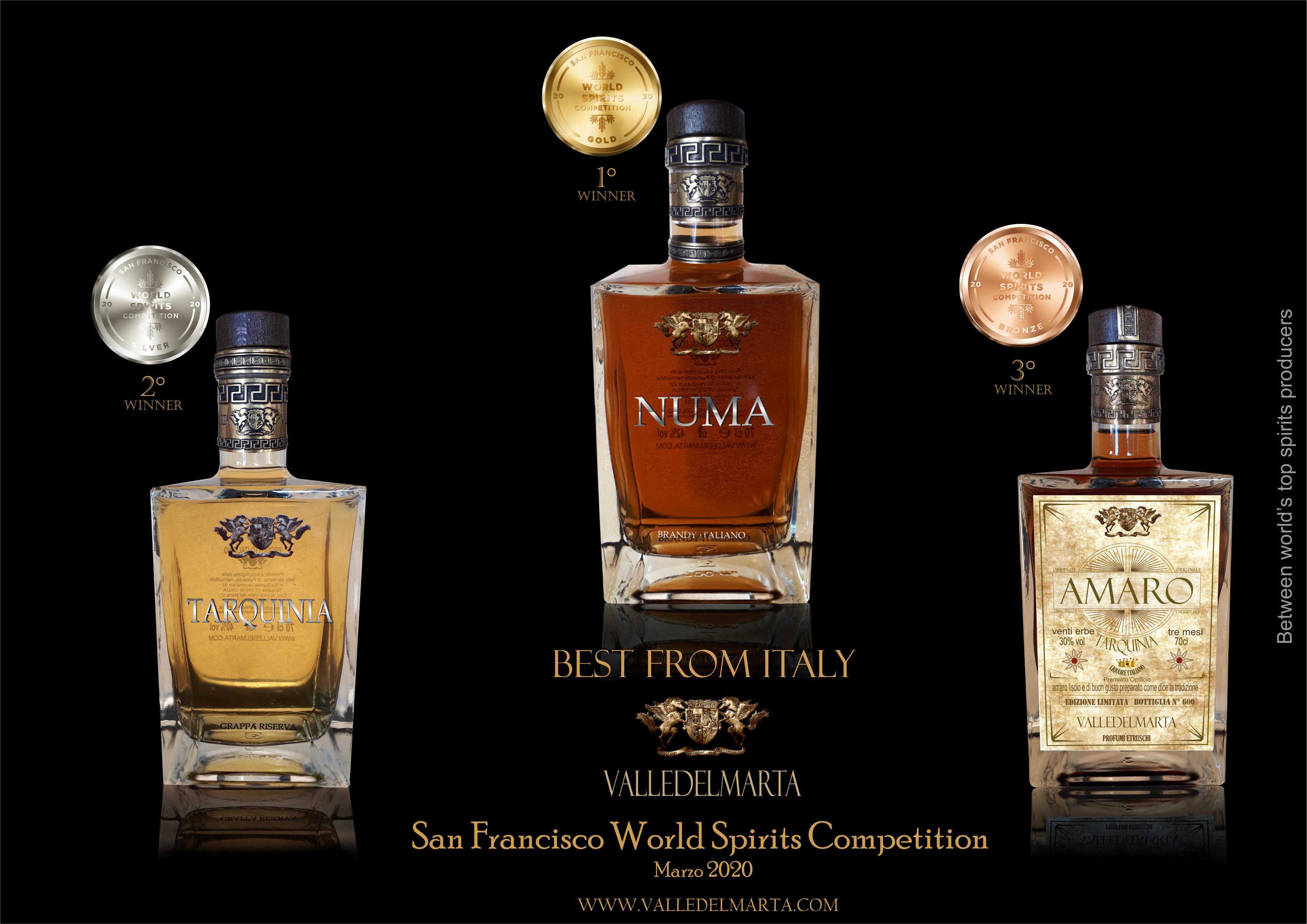 world spirits competition san francisco