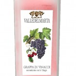 grappa aromatized with cherries