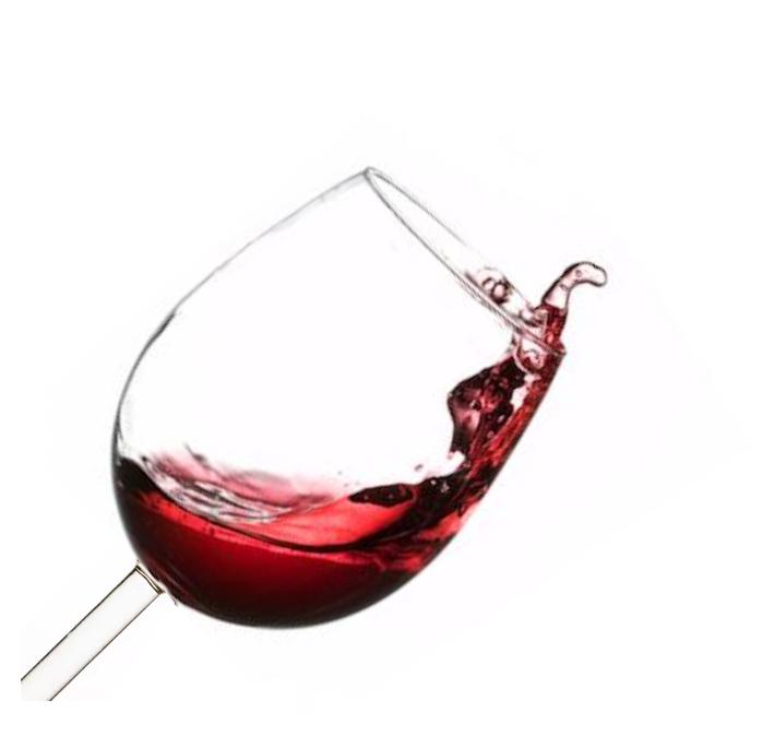 glass red wine corneto