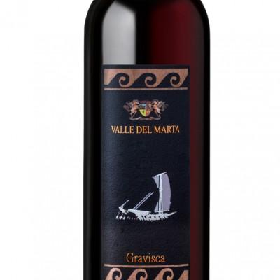 vino rosso giovane sangiovene gravisca