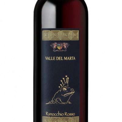 vino rosso invecchiato in barriques poggio ranocchio