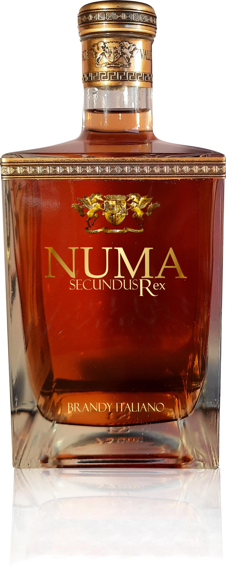brandy italiano numa secundus rex