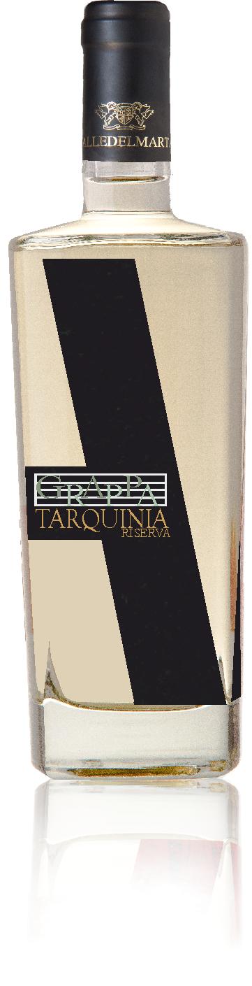 grappa riserva Tarquinia