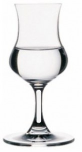 glass grappa