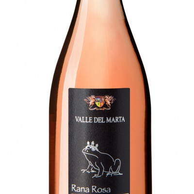 rana rosa vino rosè