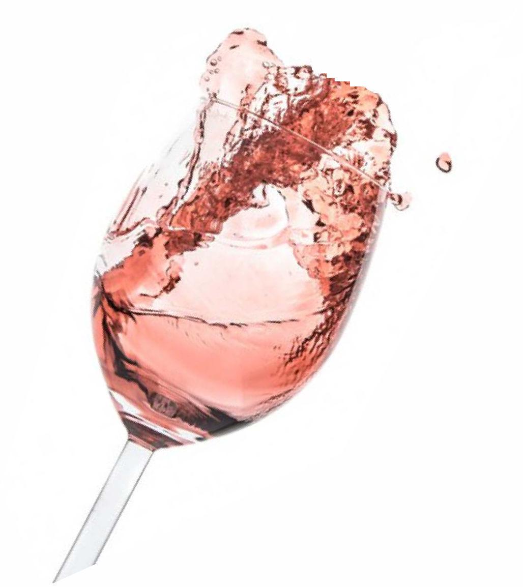 raci rosè rana rosa tarquinia