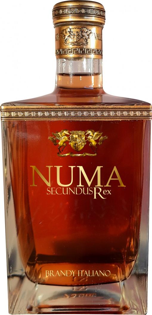brandy italiano NUMA SECUNDUS