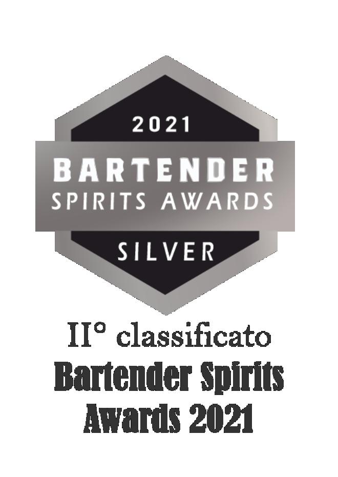 silver medal numa bartender spirits awards 2021