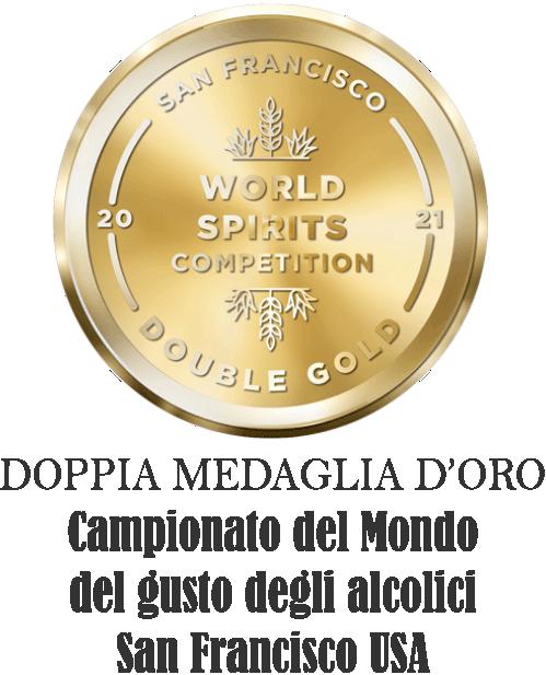 double gold medal numa secundus san francisco world spirits 2021