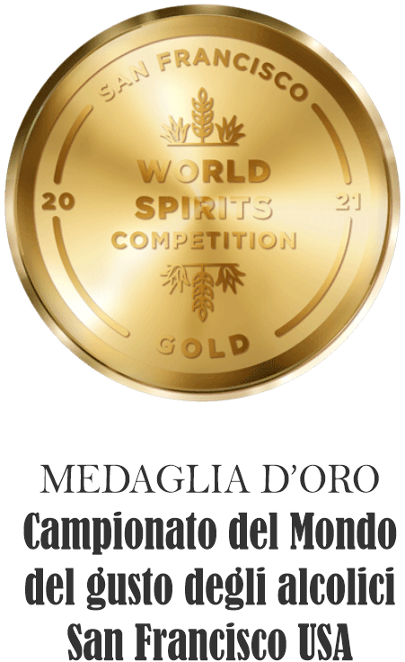 gold medal san francisco world spirits megro 2021